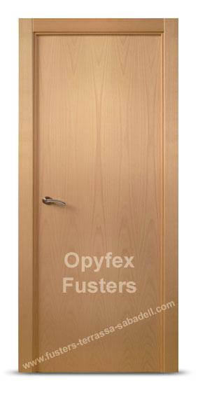 Puertas de interior de madera Sant Cugat