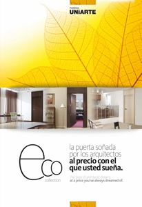 catalogo_puertas_uniarte_eco_collection_2011
