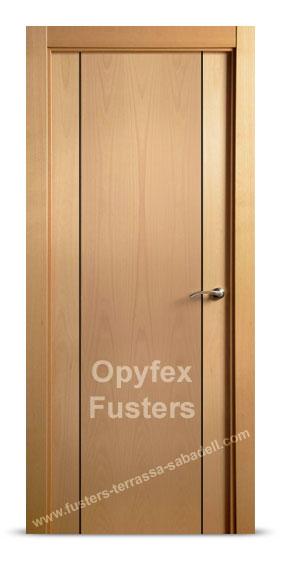 Puertas de madera Terrassa