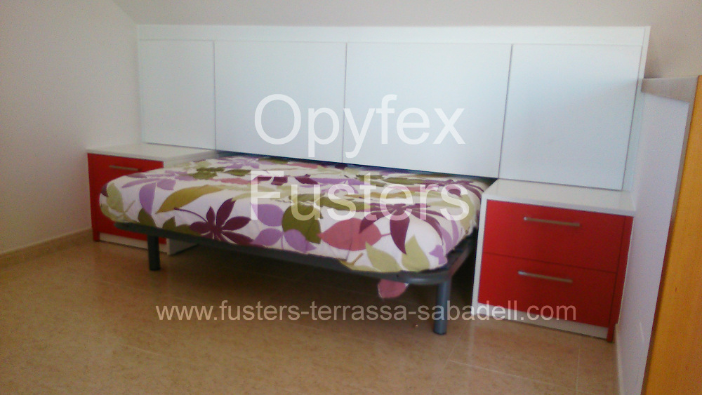 Muebles a medida (I)