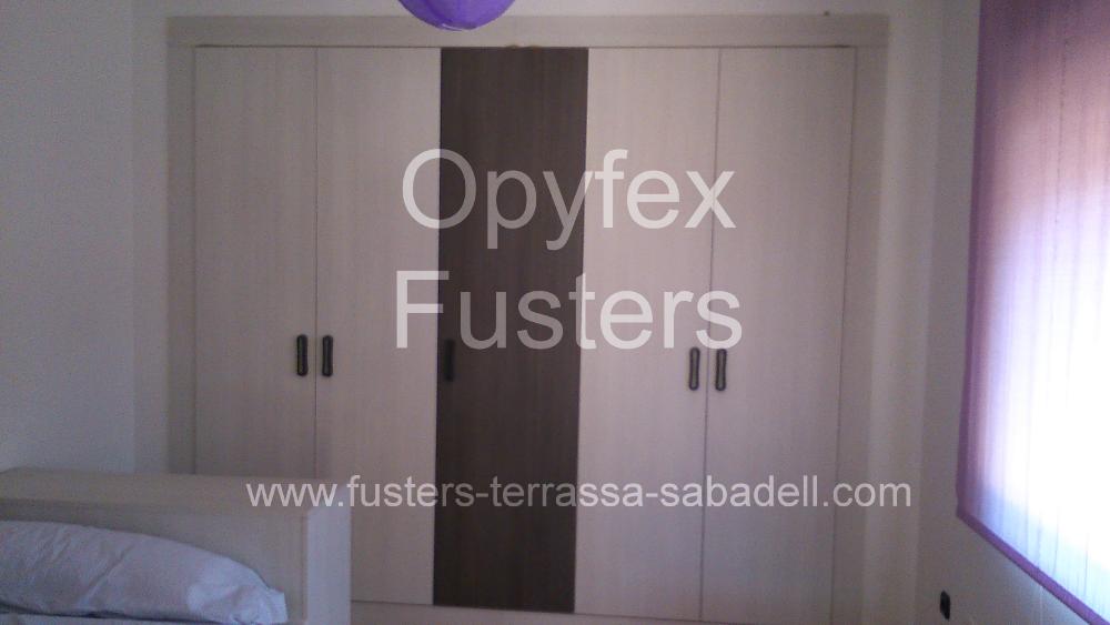 Armarios Empotrados A Medida Ii Carpinteros Opyfex Fusters Barcelona